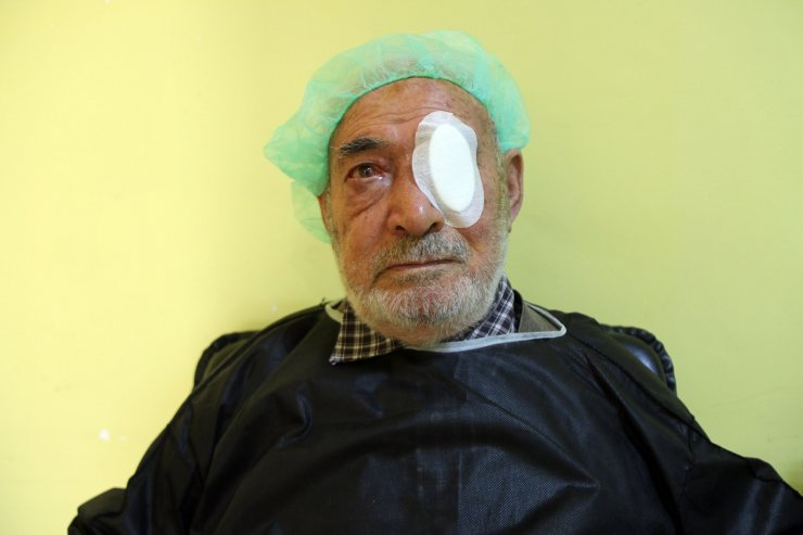 Şarkışla Devlet Hastanesinde her türlü göz ameliyatı yapılabiliyor