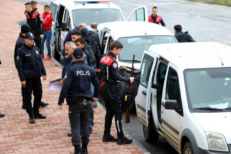 Tekirdağ'da bir kişi tüfekle öldürüldü