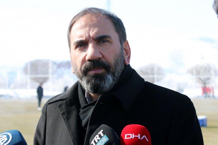 Sivasspor Kulübü Başkanı Mecnun Otyakmaz'dan hakem tepkisi: