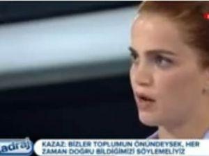 Tuğçe Kazaz: Ben Ekmeleddin İhsanoğlu'na oy vermem