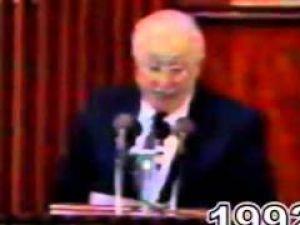 Necmettin Erbakan 1992'de Bu Gün Olanları Bir Bir Anlatıyor