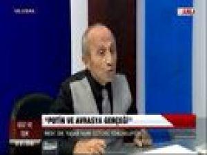 Yaşar Nuri Putin'e övgüler yağdırdı: Kuran mü'mini