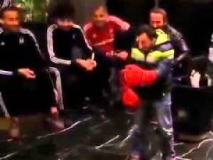 Köksal Baba, Beşiktaşlı Günay'ı Dövdü
