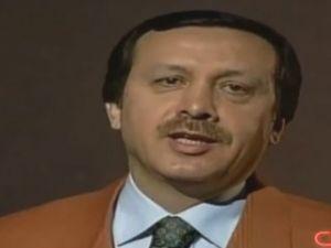 """Erdoğan """"Türkçe konuşacağım"""" deyince öğrenciler Çoştu"""