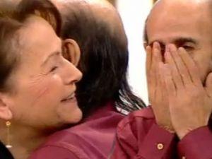 Bizimkiler'in Cemil'i, Sevim'i görünce gözyaşlarını tutamadı