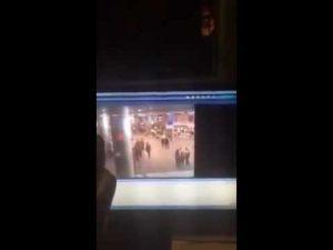 Atatürk Havaalanı'nda patlama: En net görüntü