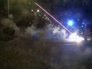 MİT'e saldırı görüntüleri