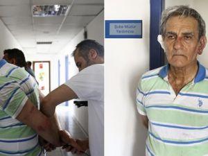 Akın Öztürk tutuklandı