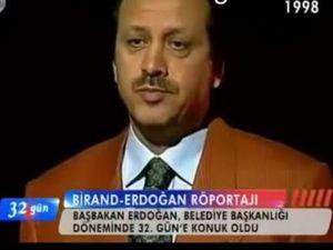 Size Karşı Bir Darbe Olsa Ne Yapardınız Sorusuna Erdoğan'ın Mükemmel Cevabı...