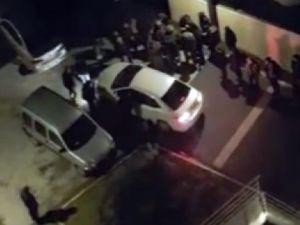 Ortaköy saldırganını yakalayan polisin sevinci kamerada