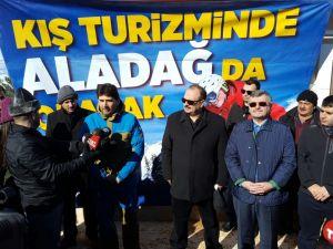 Kış turizminde Konya da söz sahibi olacak