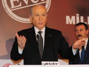 MHP Genel Başkanı Bahçeli Konya'da konuştu