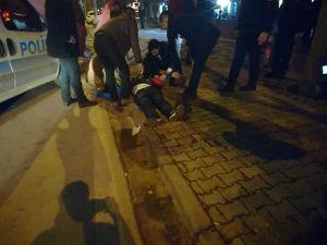Konya'da Restorana ateş açıldı: 2 yaralı