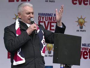 Başbakan Yıldırım: Artık Avrupa bile siyasetini Türkiye'ye göre yapıyor