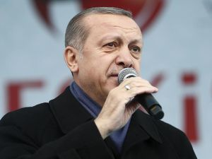 Cumhurbaşkanı Erdoğan:Bundan sonra bizim de uçuş yasağımız var