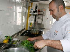 Ege otları restoranların menülerini süslüyor