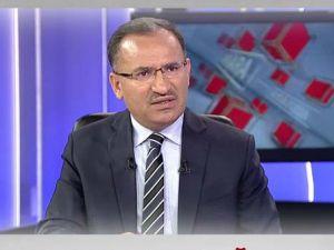 Adalet Bakanı Bozdağ'dan referandum tahmini