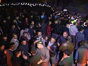 Konya'da ölümlü trafik kazasının ardından gerginlik