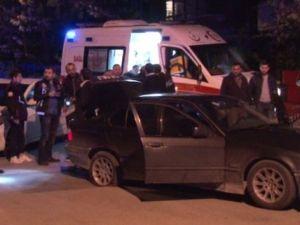 Başkent'te aksiyon filmi gibi çatışma: 1 ölü, 1 yaralı