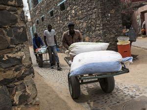Senegal'de sömürgeciliğin izleri Goree Adası ve Saint Louis