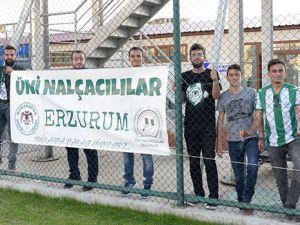 Erzurum'da Konyaspor segvisi