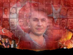Meram Belediyesi'nden şehit polis Mehmet Çetin videosu