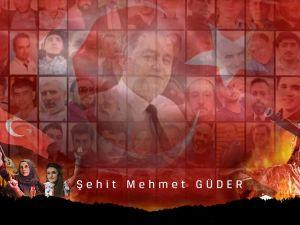 Meram Belediyesi'nden şehit Mehmet Güder videosu