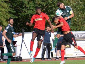 Atiker Konyaspor:0- Freiburg:2
