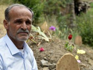 Acılı babadan Türkiye'ye birlik ve beraberlik çağrısı: Şehit öğretmen Necmettin Yılmaz'ın babası Hamit Yılmaz