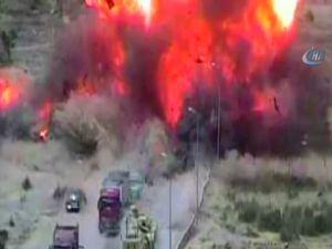 Mısır'da bombalı araç patladı: 7 ölü