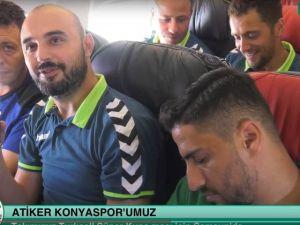 Atiker Konyaspor'un Süper Kupa yolculuğu