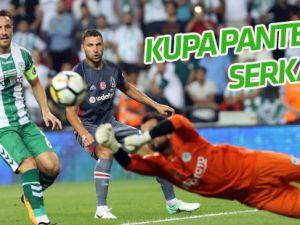 Serkan Kırıntılı: Konyaspor'da bu başarıyı yakalamak gurur verici