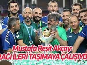 Mustafa Reşit Akçay: Camianın beklediği ve hak ettiği bir başarıydı