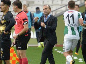 Mehmet Özdilek'ten Osmanlıspor maçı yorumu