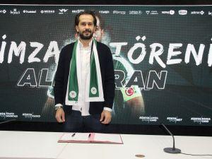 Ali Turan'ın sözleşmesi uzatıldı
