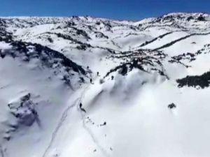 Mehmetçik kar kış dinlemiyor!