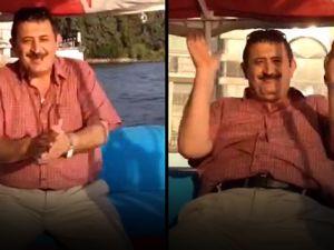 Gri listedeki FETÖ'cüler Mısır'da teknede eğlenirken görüntülendi