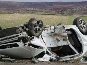 Eskişehir'de trafik kazası, 3 kişi öldü