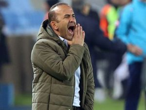Mehmet Özdilek'ten maç değerlendirmesi