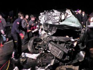 Aydın'da katliam gibi kaza! 3 ölü, 6 yaralı