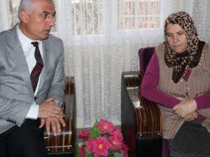 Şehit annesi: 'Hakaretlerde bulunmasını da tutuklanmasını da istemezdim'