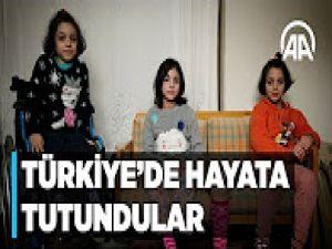 Suriyeli 3 kardeşe Türkiye sahip çıktı