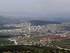 İşte kuşatılan Afrin