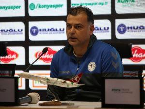 Murat Şahin'den maç değerlendirmesi