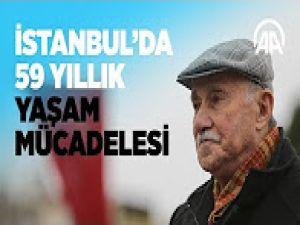İstanbulda yaşlı olmak
