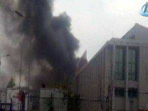 İstanbul AFAD merkezinde yangın