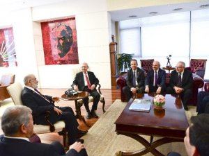Karamollaoğlu'ndan Kılıçdaroğlu'na 'İYİ Parti' desteği