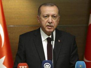 Erdoğan: Kudüs'ü kaybettiğimiz bir gün olmasına asla izin vermeyeceğiz