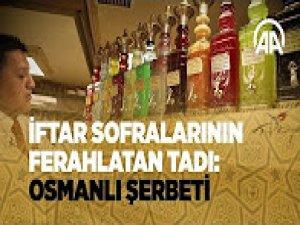 Osmanlı şerbeti