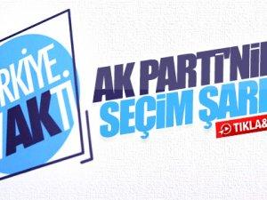 AK Parti'nin seçim müziği belli oldu